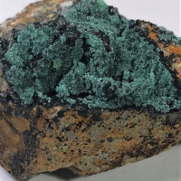 Adamite With Smithsonite