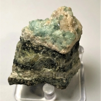 Andradite With Wollastonite