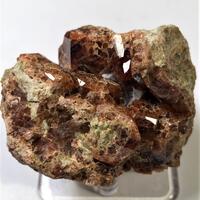Garnet With Clinozoisite