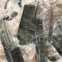 Tremolite In Calcite