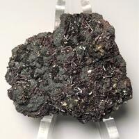 Hutchinsonite With Pyrite