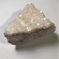 Manganoan Calcite With Calcite