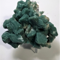Heulandite With Celadonite