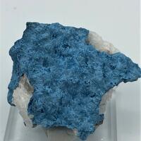 Shattuckite With Calcite