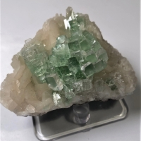 Apophyllite With Stilbite