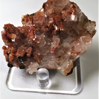 Vanadinite & Calcite