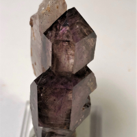 Amethyst With Quartz