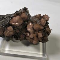 Olmiite With Calcite