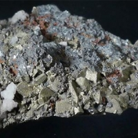 Tennantite & Chalcopyrite