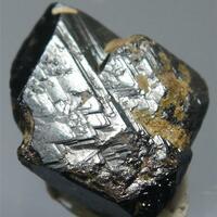 Cassiterite & Gilbertite