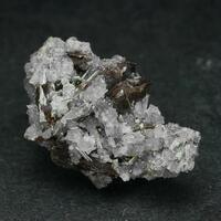 Emplectite Siderite & Quartz