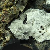 Rösslerite Native Arsenic & Proustite