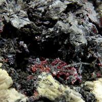 Native Arsenic & Xanthoconite