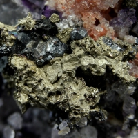 Argentite & Argentopyrite