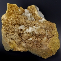 Calcite On Ankerite