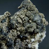 Argentopyrite & Baryte
