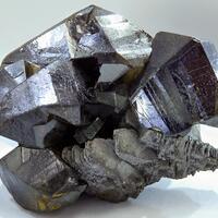 Cassiterite On Arsenopyrite