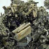Argentopyrite & Argentite