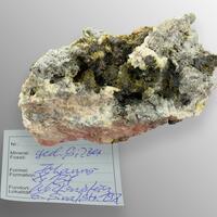Native Silver & Argentite