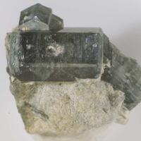 Fluorapatite & Elbaite Var Indicolite