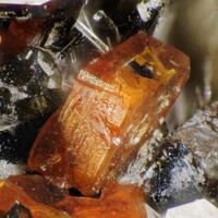 Melilite Magnetite & Nepheline