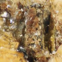Calcioancylite-(Ce) & Ancylite-(Ce)