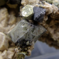 Feldspar With Fluorite