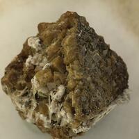 Siderite Psm Fluorite