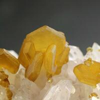 Siderite & Calcite & Quartz