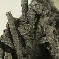 Claudetite Arsenolite & Stibnite