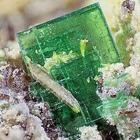 Walpurgite Torbernite Eulytine & Mixite