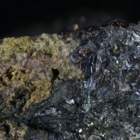 Atelestite & Native Bismuth