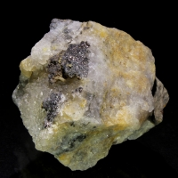 Coloradoite & Gold