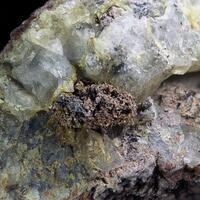 Silver & Chlorargyrite