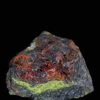 Getchellite & Wakabayashilite