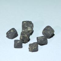 Columbite-(Fe) Psm Pyrochlore