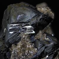 Arsenopyrite & Sphalerite