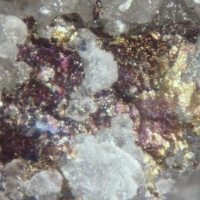 Hessite Choloalite & Keystoneite