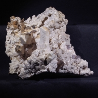 Fluorite & Orthoclase