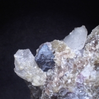Arsenopyrite & Fluorite