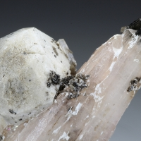 Analcime Natrolite & Aegirine