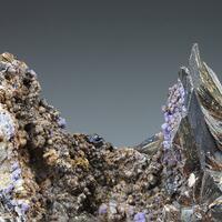 Frondelite & Phosphosiderite