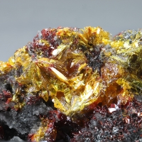 Getchellite Orpiment