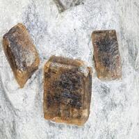 Ferroan Magnesite Var Breunnerite