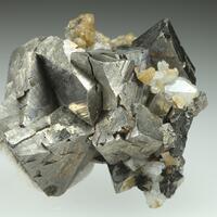 Arsenopyrite Quartz & Siderite