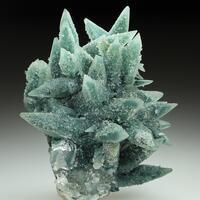 Calcite & Celadonite
