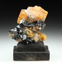 Scheelite & Cassiterite