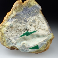 Gordonite Millisite & Wardite
