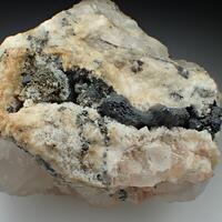 Argentite & Polybasite