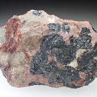Leucophoenicite Franklinite & Zincite